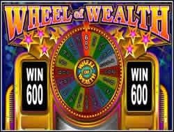 Wheel of Wealth Slot