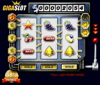 Gigaslot is a specialist mobile gaming casino