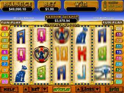 Cleopatra's Gold slots